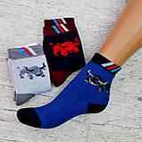 """Носки МАХРА  детские  5-6 лет(мальчик) """"Bravo Socks"""" Детские теплые зимние носки , утепленные носки, фото 2"""