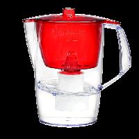 Фильтр-кувшин для очистки воды Барьер Норма (индиго / малахит / рубин)