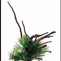 Искусственное растение для аквариума Aquael В2207 24х12х16 см