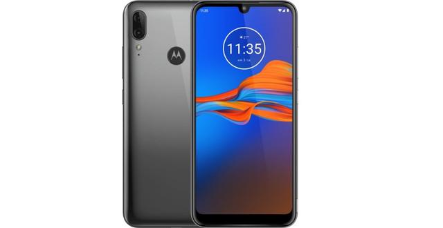 Смартфон Motorola Moto E6 Plus