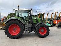Трактор Fendt 828 Profi Plus Vario S4 2018 г., фото 1