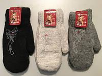 Жіночі зимові рукавиці ТМ Корона оптом.
