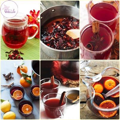 Безалкогольный глинтвейн: рецепт