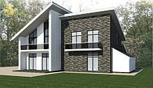 Готовый проект жилого дома К29
