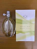 Женская легкая вода Scent Mix Sparkly Citrus (30 мл) Avon, скент цитрус, скент мікс спарклі цитрус