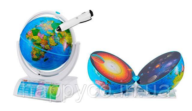 Интерактивный глобус. Лучшие идеи подарков