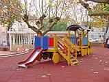 Гумове покриття для дитячих майданчиків, фото 5