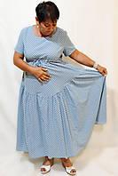 Итальянское летнее платье