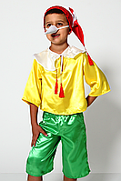 Детский карнавальный костюм для мальчика Буратино №1, фото 1