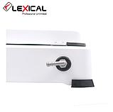 Настольная газовая плита LEXICAL LGS-2811-1 одноконфорочная  2.2KW, фото 3