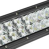 Автофара LED на крышу (60 LED) 5D-180W-SPOT (710 х 70 х 80) (4), фото 3