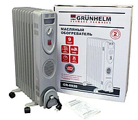 GR-0920 2,0 кВт Масленный обогреватель