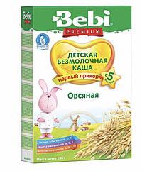 Безмолочна каша Bebi Вівсяна Premium (Бебі Преміум) з 5 місяців , 200 г