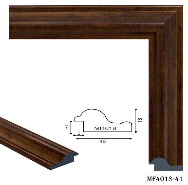 """Багет пластиковый 4018 - 41 - """"KMT"""" - Компас Мебельных Технологий в Белой Церкви"""