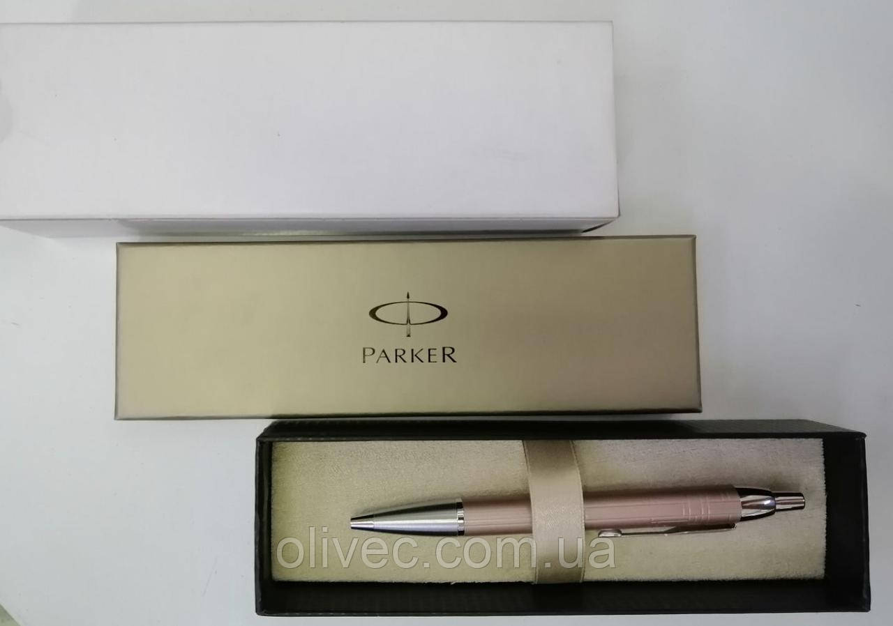 Ручка кулькова Parker IM Premium Metallic Pink BP