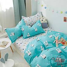 Постільна білизна для малюків в ліжечко 463 Viluta