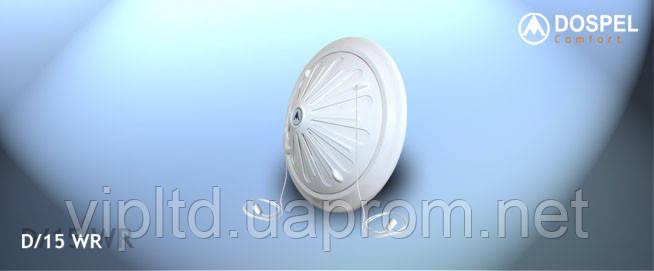 Вентиляционные решетки (ABS) DOSPEL D/15 WR, Евросоюз, Польша - Интернет-магазин VIPLTD в Харькове