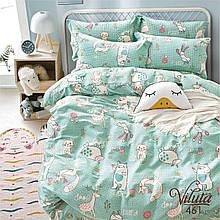 Постільна білизна для малюків в ліжечко 461 Viluta