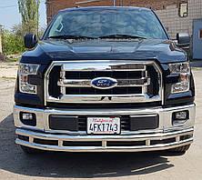 Кенгурятник на Ford F150 (c 2014--)