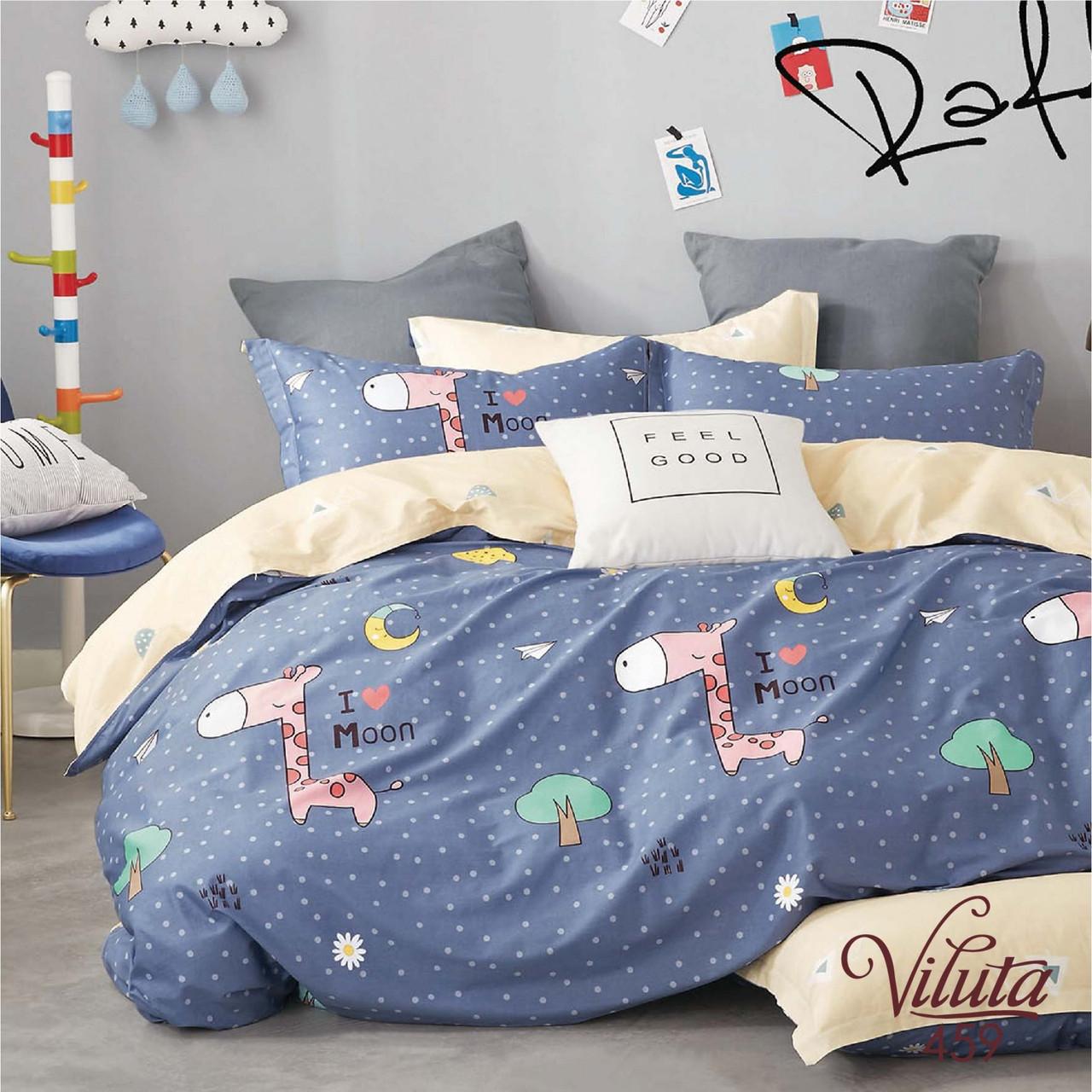 Постельное белье для малышей в кроватку 459 Viluta