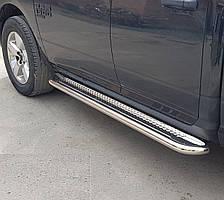 Подножки на Ford F150 (c 2014--) 60 мм Диаметр
