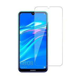 Защитное стекло  для Huawei Y6 2019 / Honor 8a прозоре захисне скло на хуавей у6 хонор 8а прозрачное