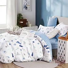 Постільна білизна для малюків в ліжечко 457 Viluta