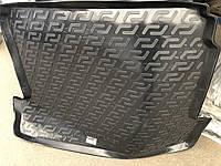 Коврик багажника (корыто)-полиуретановый, черный Renault Megane 2 (рено меган 2 2002-2008)