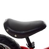 Велобег с ручным тормозом Profi Kids 5450 А 12 дюймов, фото 4