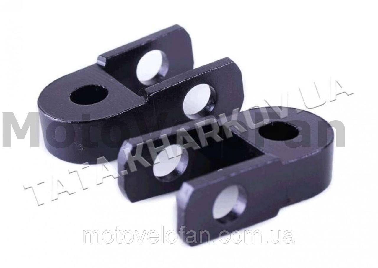 Удлинитель амортизатора   5см   (черный, без болтов)   AMG