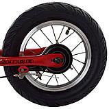 Велобег с ручным тормозом Profi Kids 5450 А 12 дюймов, фото 3