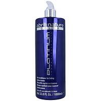 Маска для волос с антижелтым эффектом Abril et Nature Color Platinum Toner Blonde Hair 1000 мл