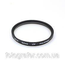 Фильтр Hoya UV(C) Filter 52mm ( состояние как у нового ) / в магазине