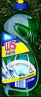 Концентрированное моющее средство для посуды W5 Piatti 1.5L