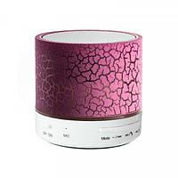 Портативная Bluetooth колонка H08, Violet