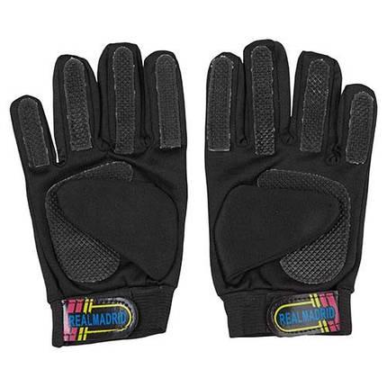 Вратарские перчатки детские/подросток RM, р. 8 PVC, полиэстр, фото 2