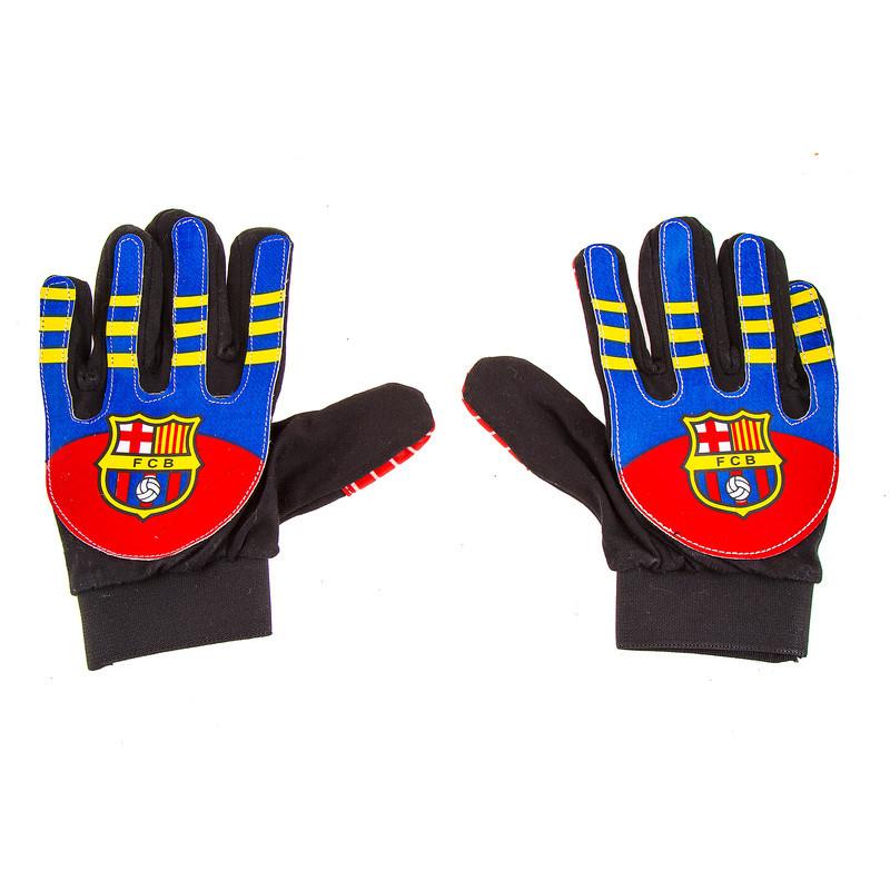 Вратарские перчатки детские/подросток Barcelona, р. 5 PVC, полиэстр