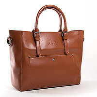 Женская кожаная сумка 8223 yellowish-brown купить женскую кожаную сумку недорого Одесса 7 км, фото 1
