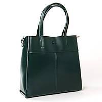 Женская кожаная сумка 371 green купить женскую кожаную сумку недорого Одесса 7 км, фото 1