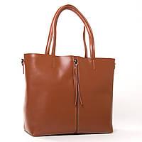 Женская кожаная сумка 8704 taupe купить женскую кожаную сумку недорого Одесса 7 км, фото 1