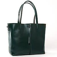 Женская кожаная сумка 8704 green купить женскую кожаную сумку недорого Одесса 7 км, фото 1