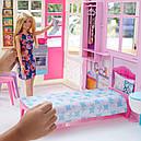 Домик Барби с басейном Barbie Doll House Playset FXG55, фото 6