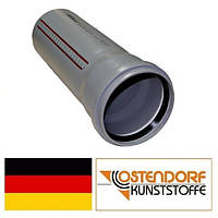 Труба PP 110х2000х2,7 внутренней канализации Ostendorf HT Германия