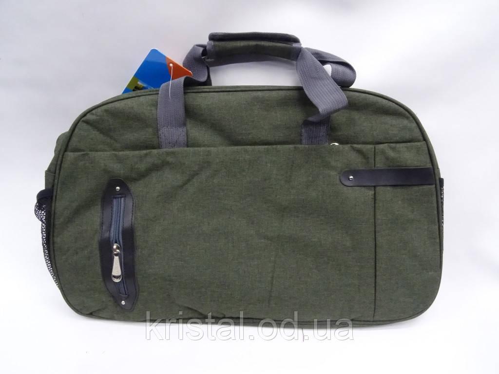 """Дорожня сумка 50*30*24 див. серії """"Premium"""" №7642"""