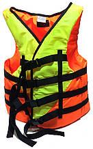 Страховочный жилет для плавания (вес человека 90-110 кг)