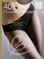 Колготы ИНТУИЦИЯ Bikini Top 40