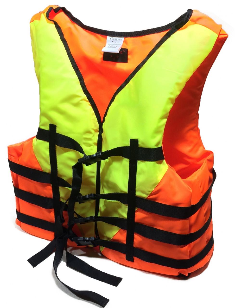 Страхувальний жилет для плавання SZ-110 (утримуваний вага 110+ кг)
