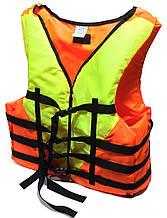 Страховочный жилет для плавания (вес человека 110-130 кг)