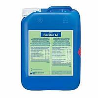 Быстрая дезинфекция средство Бациллол АФ Bode Bacillol AF 5 л (КОД:Bacillol5l)