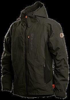 Куртка  Husqvarna XPLORER мужская зеленая